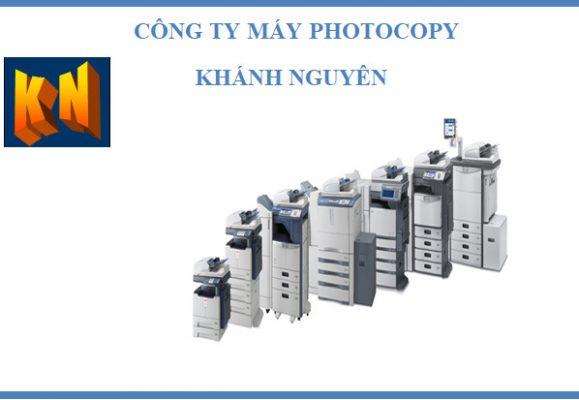 Khánh Nguyên bán máy photocopy cũ xịn