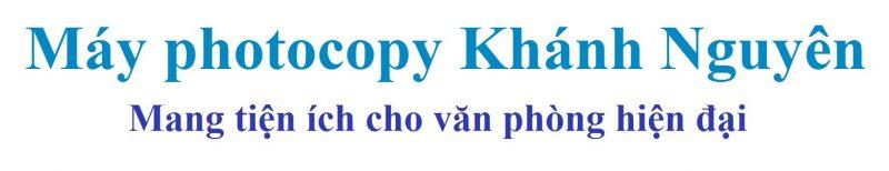 Máy photocopy Khánh Nguyên