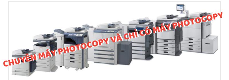 địa chỉ cho thuê máy photocopy giá rẻ