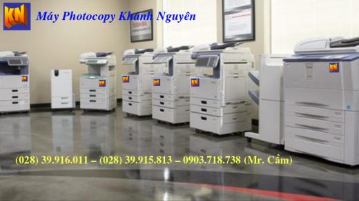 Khánh Nguyên bán máy photocopy toshiba cũ chất lượng