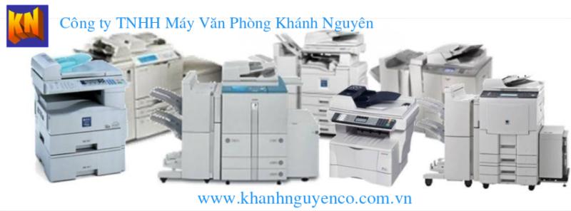 Khánh Nguyên bán máy photocopy toshiba cũ uy tín