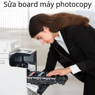 sửa board máy photocopy tại Hồ Chí Minh