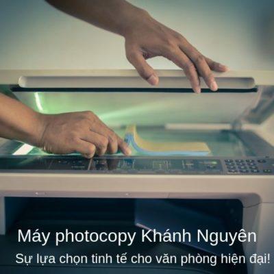 bán máy photocopy màu cũ tại sài gòn