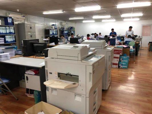bán máy photocopy