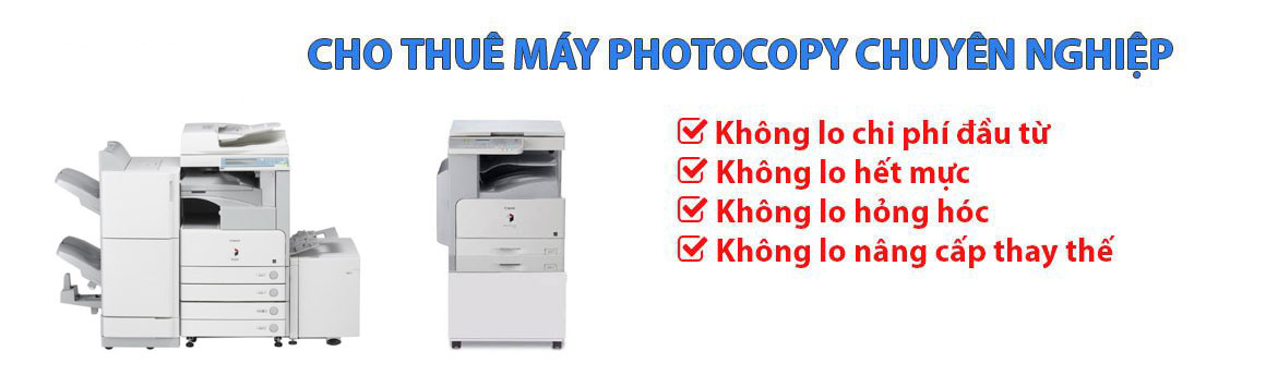 Công ty cho thuê máy photocopy ở đồng nai