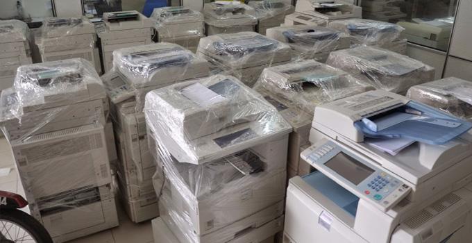 cửa hàng bán máy photocopy bãi