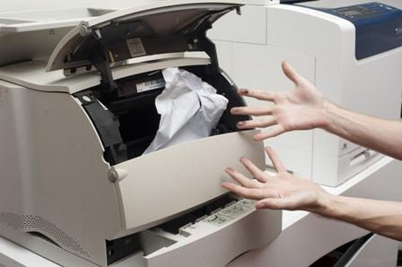 sua máy photocopy
