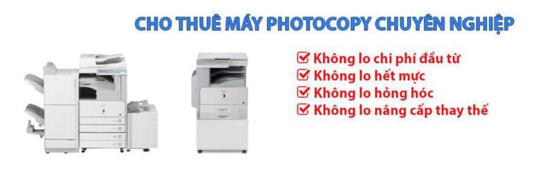 cho thuê máy photo giá rẻ