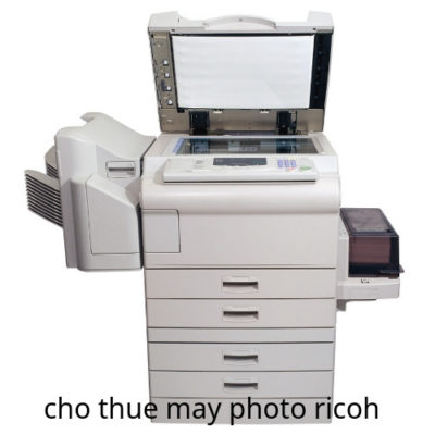 Cho thue may photo ricoh tại Hồ Chí Minh