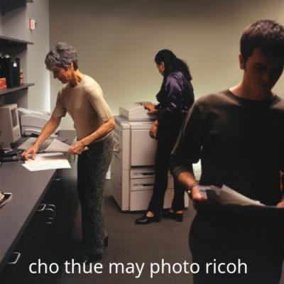 Cho thue may photo ricoh tại Sài Gòn