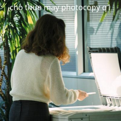 Cho thue may photocopy q1