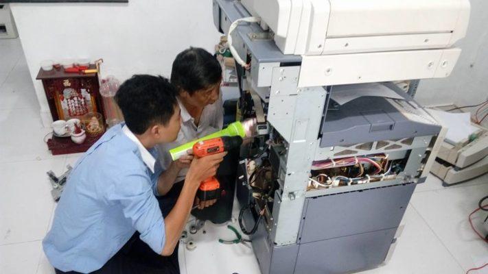 các lỗi thường gặp của máy photocopy ricoh