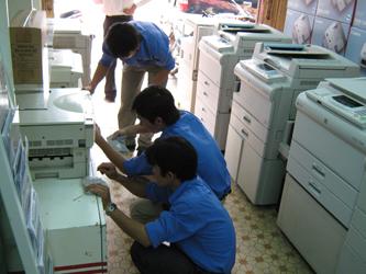 sửa board máy photocopy