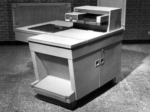 Máy Photocopy Xerox 914- theo wikipedia