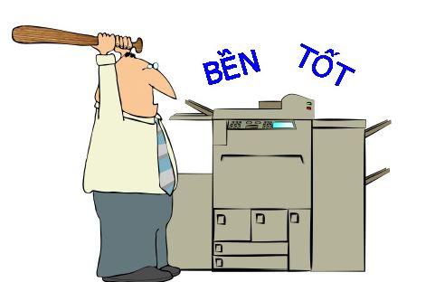 Máy photocopy nào tốt nhất