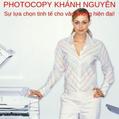 cửa hàng bán máy photocopy hp Khánh Nguyên