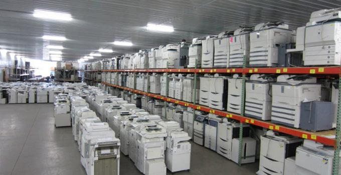 kho máy photocopy cũ