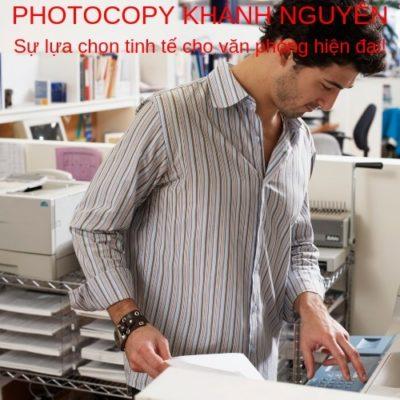 may photo van phong cu