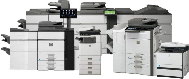 Mua máy photocopy cũ uy tín