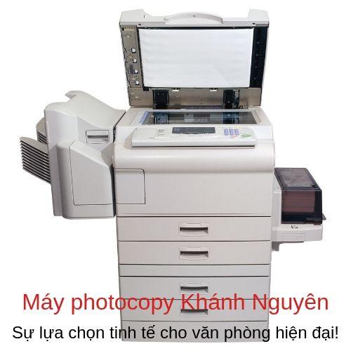 Mua máy photocopy cũ đây là sự lựa chọn thông minh nhất