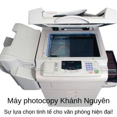 mua máy photocopy cũ tại sài gòn