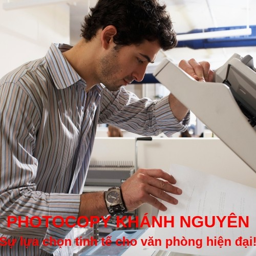 cho thue may photo