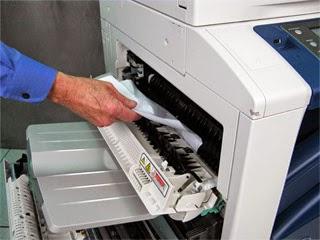 sửa lỗi máy photocopy ricoh bị kẹt giấy