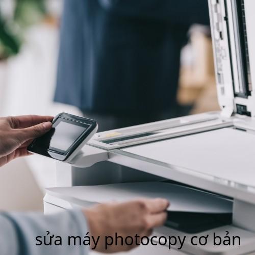 sửa máy photocopy cơ bản tại Sài Gòn