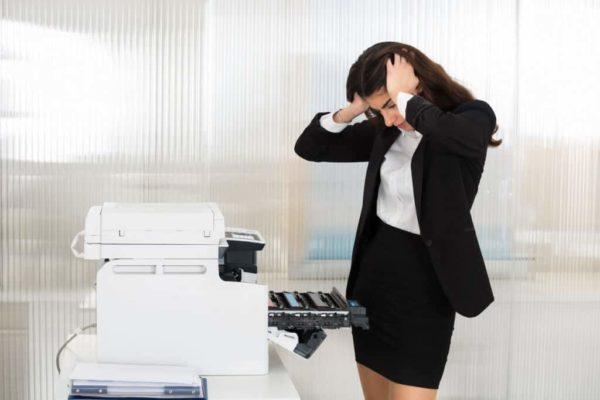 dấu hiệu cần sửa mainboard máy photocopy