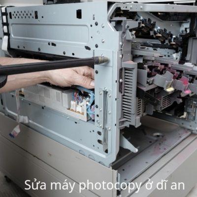 Khánh Nguyên sửa máy photocopy ở Dĩ An