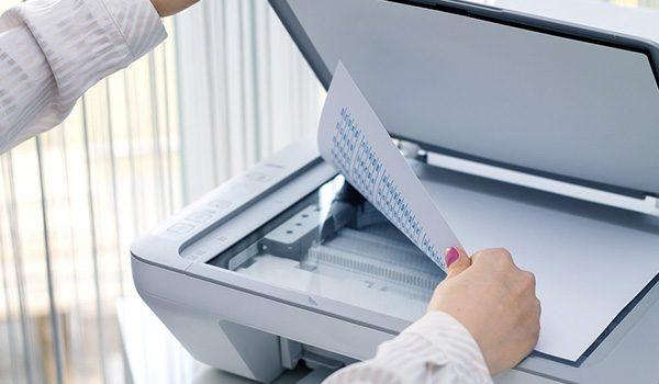 cách lấy file scan từ máy photo toshiba đơn giản