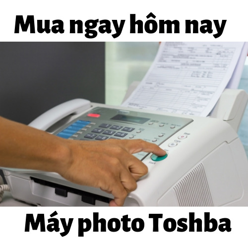 Mua ngay may photocopy Toshiba