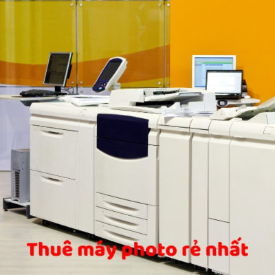 Thuê máy photo re nhất HCM