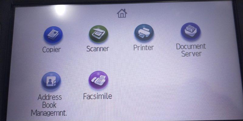 cách để lưu file mềm giấy a4
