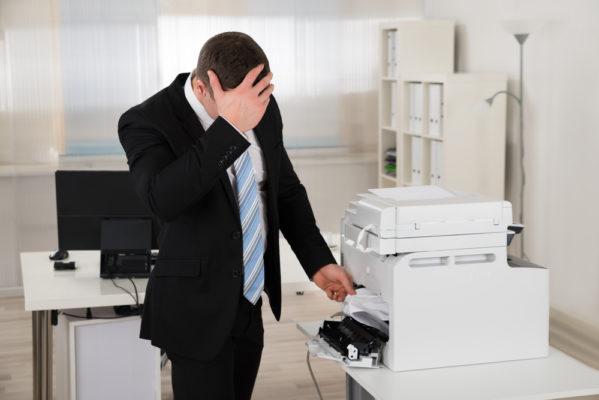 cách xử lý khi bị kẹt giấy khánh nguyên